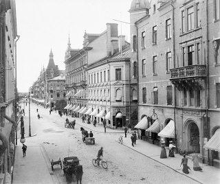 Storgatan 18, Sundsvall 1907