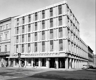 Länssparbanken på Storgatan 1972.